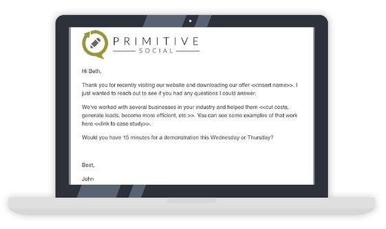 Top 4 sales email templates for engaging prospects sales email template pronofoot35fo Gallery